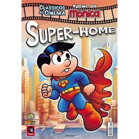 Clássicos Do Cinema Mônica 41 - Super Home