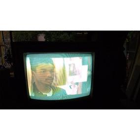 Tv Antiga Semp Toshiba 20 Polegadas