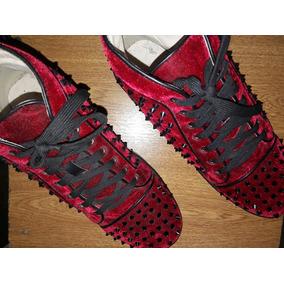 zapatillas louboutin mercadolibre