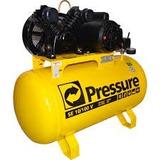 Compressor De Ar 2cv 10 Pés 100 Litros 110/220v Auto Center