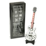 Miniatura Guitarra Pink Floyd