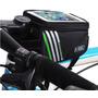 Bolso P Bicicleta Con Funda Para Celular Resistente Al Agua