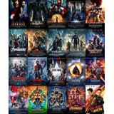 Marvel Coleccion 20 Dvd Maxima Calidad Al Mejor Precio