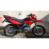 Honda Xr 125 L Casi Okm