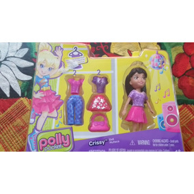 Muñeca Polly Pocket Crissy