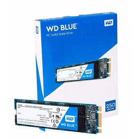 Hd Ssd M2 250gb Sata 3 Wd Blue Pc Solid State Drive
