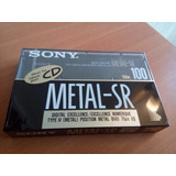Cassettes Virgen Metal Sony