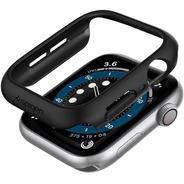 Funda Spigen Thin Fit Apple Watch 40 Mm 6/se/5/4 Negro