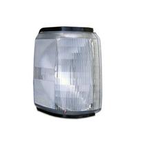 Lanterna Pisca Diantei F1000/f4000 93/97 Cristal - Novo L/e