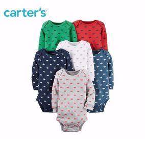 Conjunto Body Carters Original Kit 6 Pças Carter