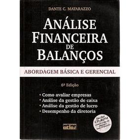 Análise Financeira De Balanços: Abordage - Matarazzo, Dante