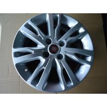 Roda Aro 15 Fiat Idea 2014 Original Avulsa Confira!!!