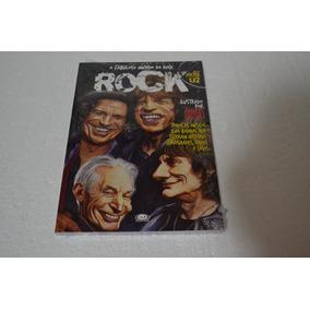 O Fabuloso Mundo Do Rock Inclui Poster Do U2 -promocão