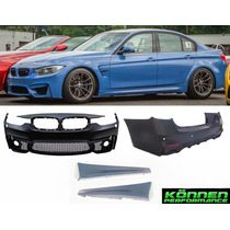 Bmw Serie 3 Body Kit M3 12-16 F30 320i 328i 335i M-sport F30