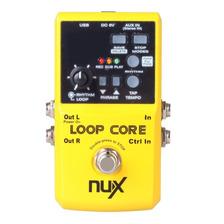 Nux Pedal De Looper  Loop Core