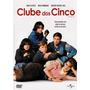 Dvd Clube Dos Cinco - Molly Ringwald Original Lacrado