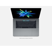 Macbook Pro Touchbar 15 I7-2,7512gb16gb Cinza Espacial Mlh42