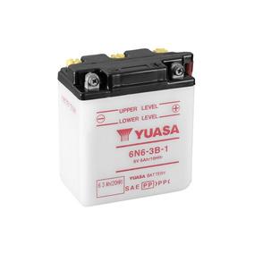 Bateria Yuasa 6n6-3b C/a - Tamburrinos Hnos.