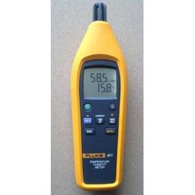 Medidor De Humedad Y Temperatura Fluke 971 Termohigrometro