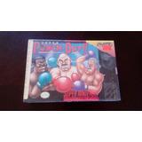 Super Punch Out Para Snes Super Nintendo (ott02)