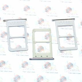 Refaccion Bandeja Sim Samsung Galaxy Note 5 Dual Sim Colores