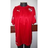 Buzo De Arquero De Independiente #25 Talle L - Puma -