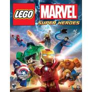 Lego Marvel Super Heroes - Ps3 Juego Fisico Nuevo