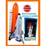 Nave Espacial Discovery Coleccionable C/luz Sonido Miami Usa