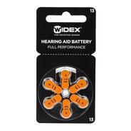 Pilas Widex 13 - Blister X 6 Unidades
