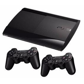 Consola Ps3 120 Gb Outlet 2 Joyst Envio Gratis En Moto