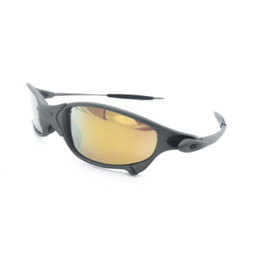 Oculos Aste Dourada,100% Proteção De Sol Oakley - Óculos no Mercado ... fefc763413