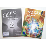 Quest 2 - Combo Dos Libros - Longman