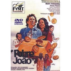 Dvd Filme Nacional - O Pobre João Teixeirinha (1963)