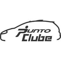 Adesivo Decorativo Automotivo Fiat Clube Punto 15cm