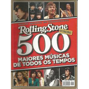 Revista-rolling Stone:os 500 Maiores Musicas-ed.especial