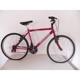 Bicicleta Houston 21 Marchas Aro 26 Freio V-brake Foxer Hamm