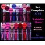 Labial Indeleble Matte-colección Completa X15 Tonos-longlast