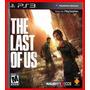 The Last Of Us Ps3 Codigo Psn - Dublado Portugues Br