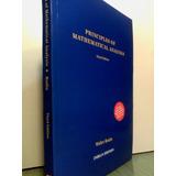 Mathematical Analysis: Rudin. Analisis Matematico/ En Ingles