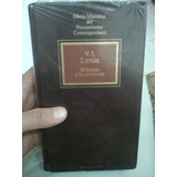 Libro Estado Y Revolucion Lenin Pasta Dura Oferta Colección