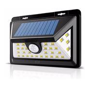 Foco Solar 30 Led 6w Sensor Movimiento 800lm Ml5071