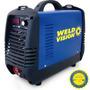 Máquina De Solda Inversora 200a Zx7 200 - Weld Vision 220v
