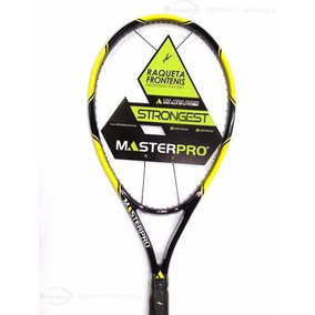 Raqueta Masterpro Strongest Amarillo Fronton