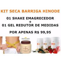 Kit Seca Barriga Hinode Promoção