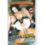 Dvd - Furia Anal Vol.1 - 100% Anal - Brasileirinhas (usado)
