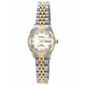 Reloj Armitron 75/2475 24mm Cristales Swarovski *jcvboutique