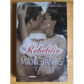 Livro Rainhas Do Romance - Rebeldia