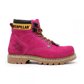 Bota Caterpillar Second Shift Boot - Pink