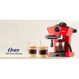 Cafetera Espresso Y Capuccino Oster Sistema Hidropresion