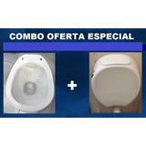Inodoro Ferrum Pilar Blanco+mochila Discontinuado Oferta